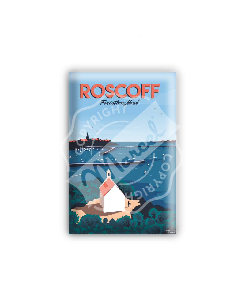 "MAGNET ROSCOFF "" Finistère Nord """