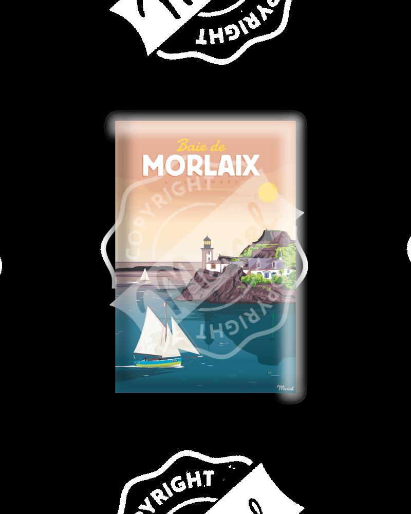 MAGNET BAIE DE MORLAIX