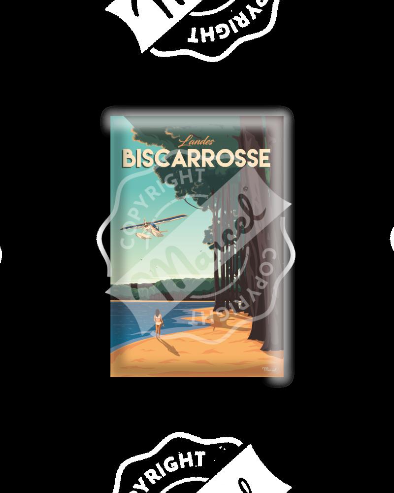 MAGNET BISCARROSSE