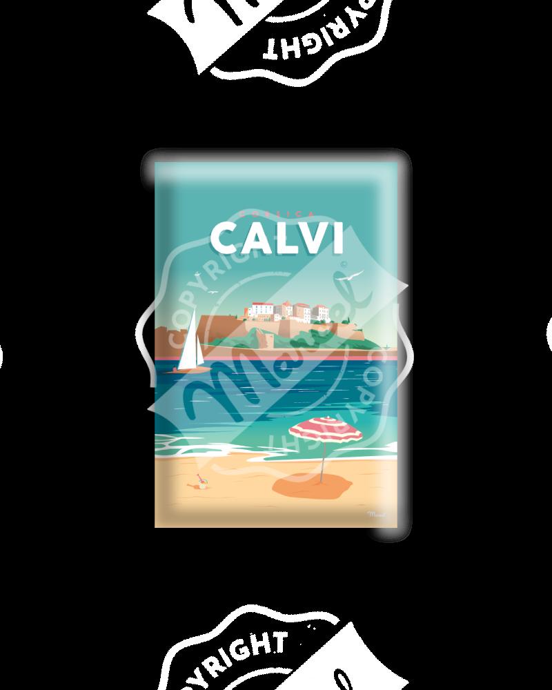 MAGNET CALVI
