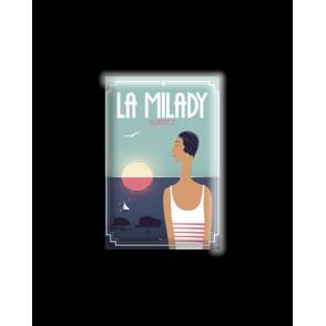 "MAGNET BIARRITZ ""La Milady"""