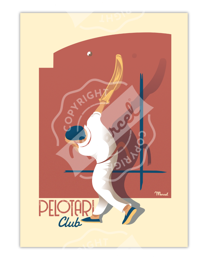 Poster PELOTARI