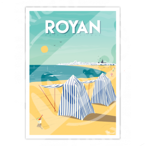 Affiche Royan