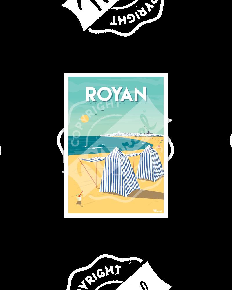 Postcard  ROYAN