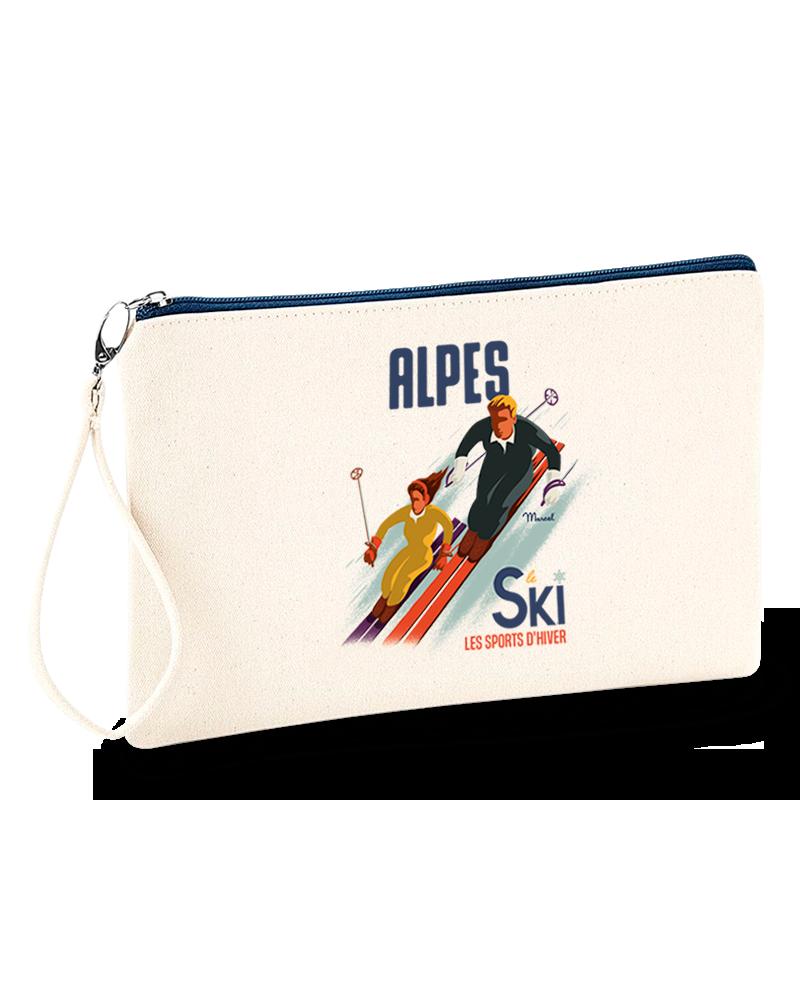 Pochette «Jeannette» - Les Skieurs