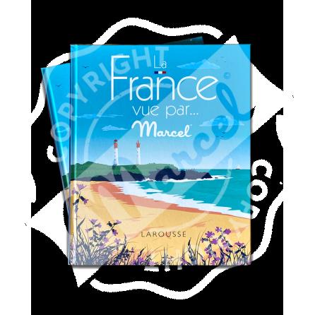 """Livre """"La France vue par Marcel"""""""
