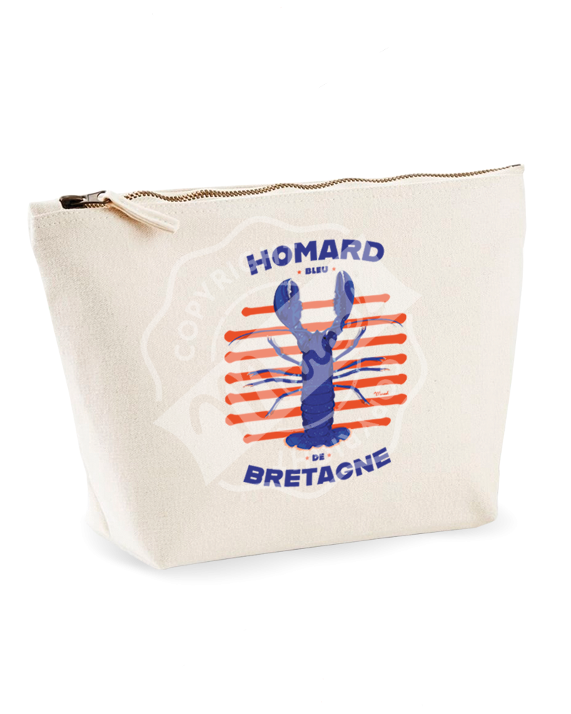"Toiletry bag "" Colette "" - HOMARD"