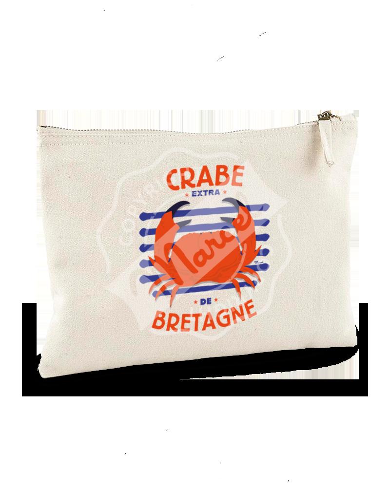 """Pochette """"Jeanne"""" - CRABE"""