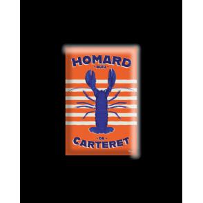 MAGNET HOMARD BLEU DE CARTERET