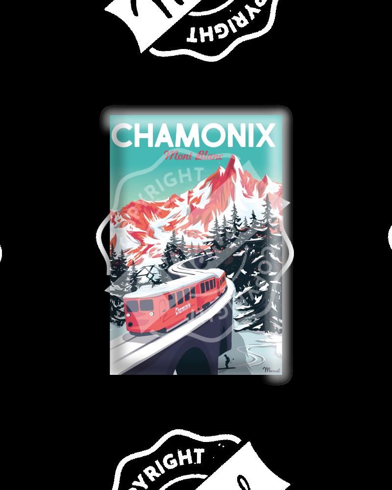 MAGNET CHAMONIX