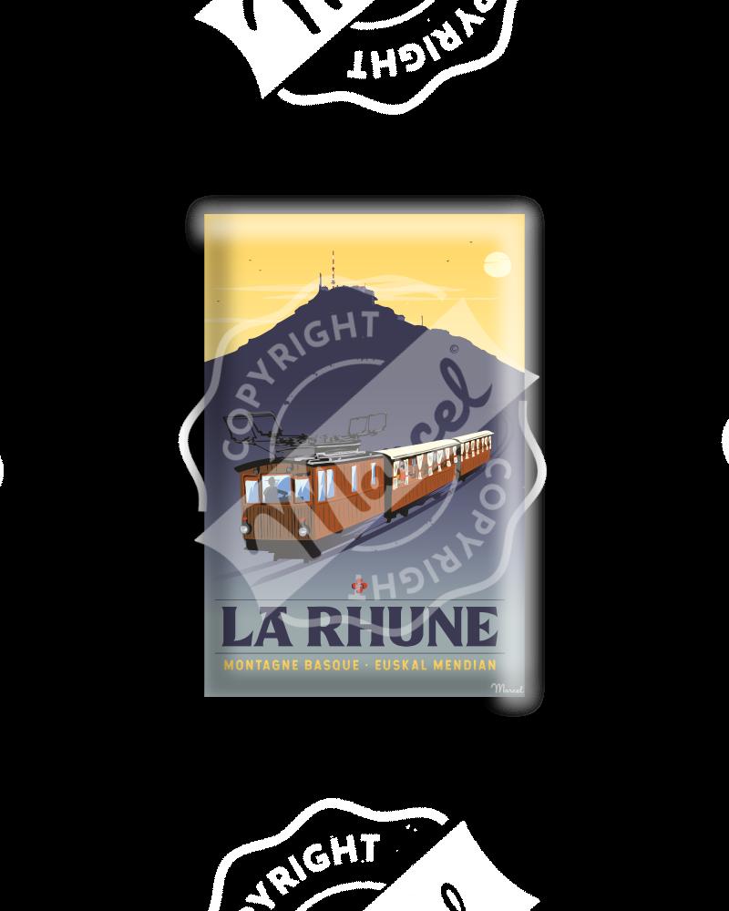 MAGNET LA RHUNE