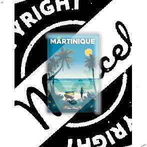 "MAGNET MARTINIQUE ""Anse Michel"""