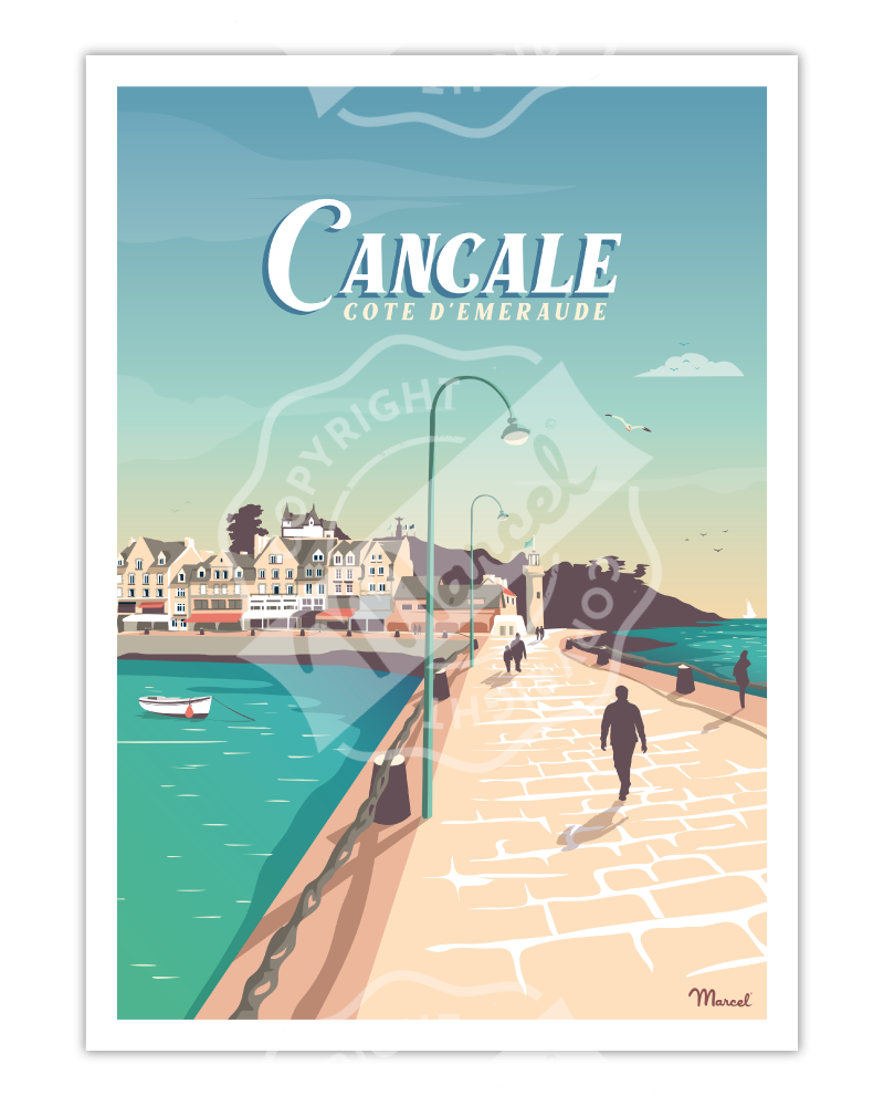 Poster CANCALE
