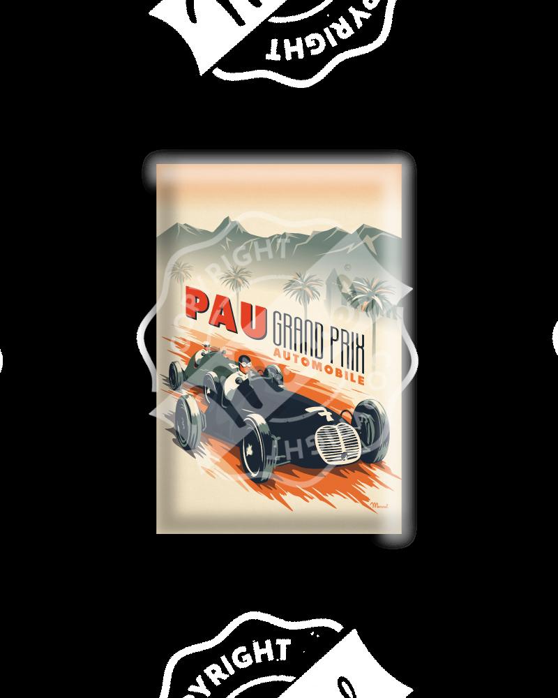 """MAGNET PAU """"Grand Prix"""""""