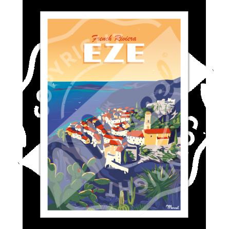 Affiche EZE