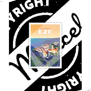 Postcard EZE