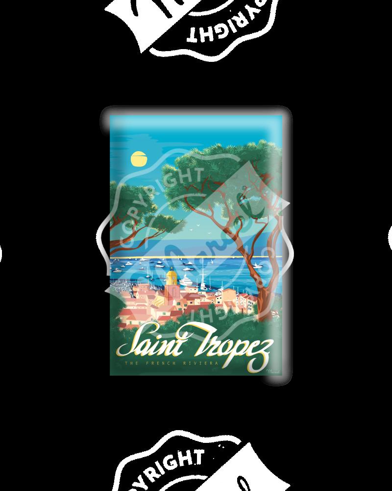 MAGNET SAINT-TROPEZ