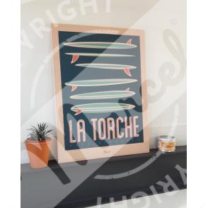 """Collection Capsule Impression Bois """"La Torche"""""""
