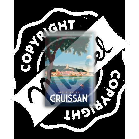 MAGNET GRUISSAN