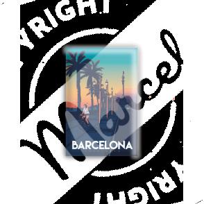 """MAGNET BARCELONA """"Passeig de Colom"""""""