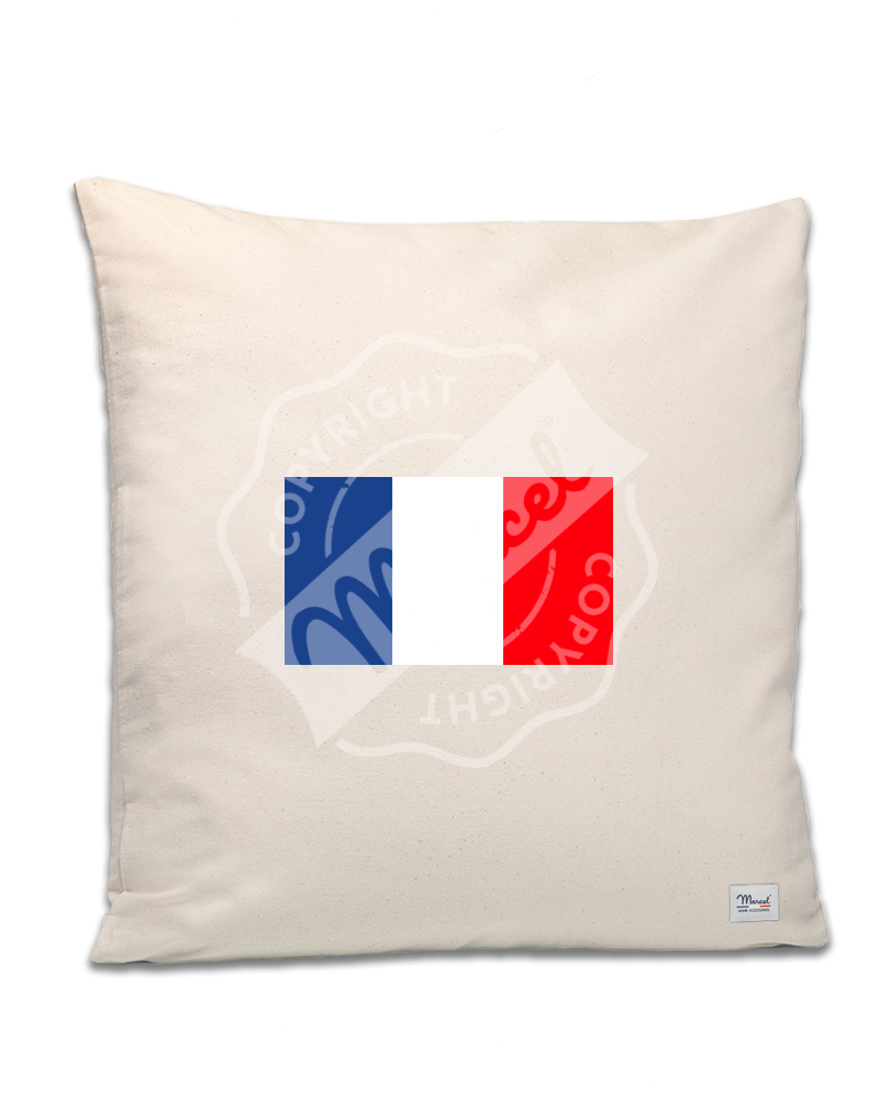 """Cushion """"Lucien"""" - MADE IN FRANCE"""
