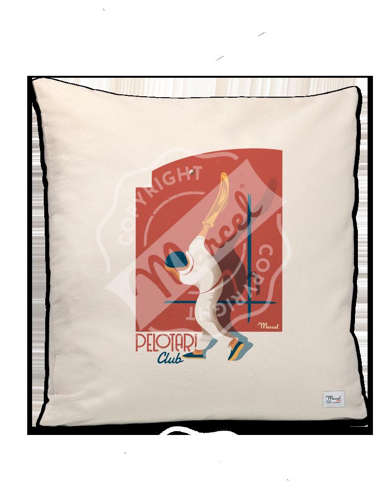 """Cushion """"Lucien"""" - PELOTARI"""