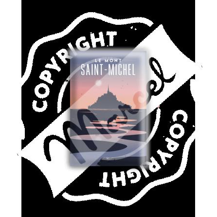 MAGNET MONT SAINT-MICHEL