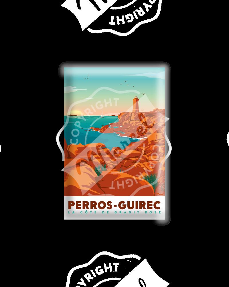 MAGNET PERROS-GUIREC