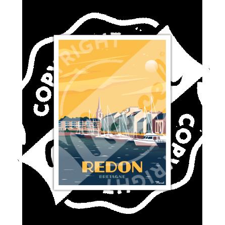 Poster REDON