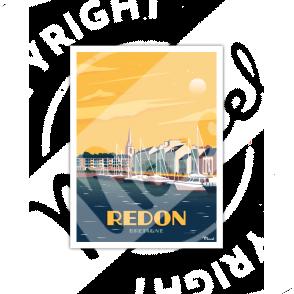 Affiche REDON