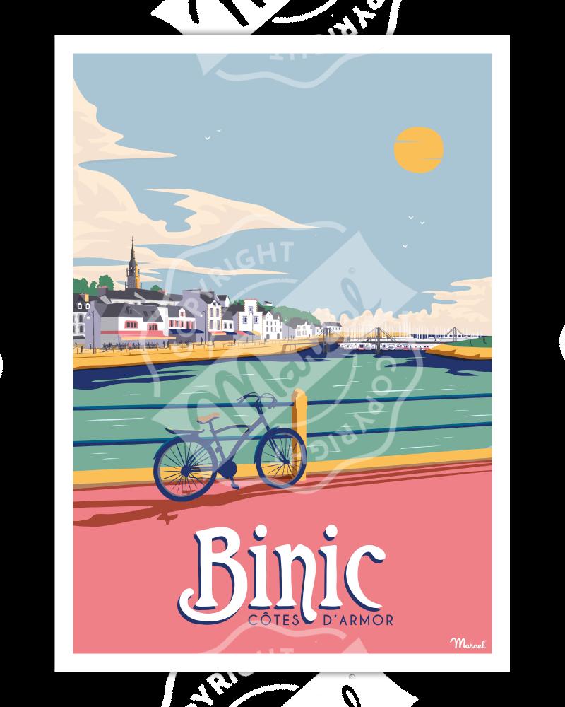 Affiche BINIC